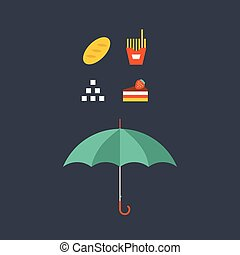 umbrella - Vector umbrella