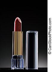 Multi-colored lipstick