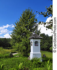 Small Chapel in Suwalszczyzna, Poland - Small Chapel in...