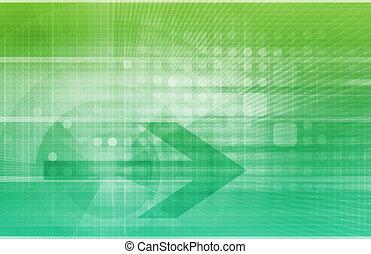 Daten, vernetzung