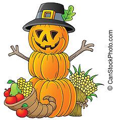 Thanksgiving theme image 1