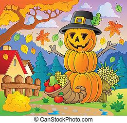 Thanksgiving theme image 2