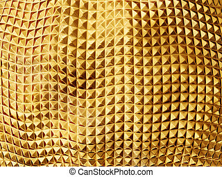 gold background texture in high resolution