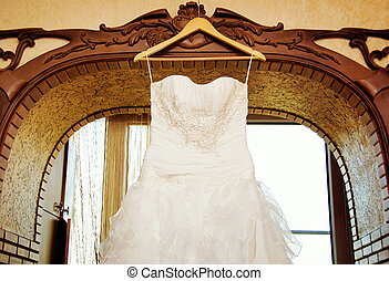 Wedding dress - White Wedding dress