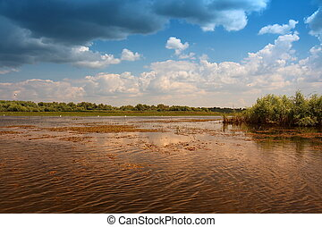 Danube Delta - The wild Danube Delta in Romania
