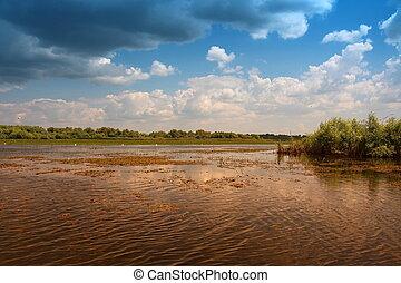Danube Delta - The wild Danube Delta in Romania