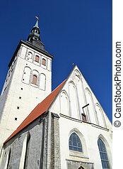 St. Nicholas Church, Tallinn - St. Nicholas Church in...