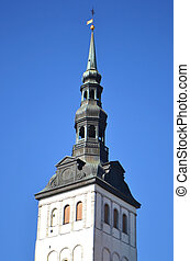 St. Nicholas Church, Tallinn - St. Nicholas Church in...
