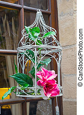 decoration bird cage