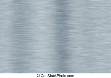 Polished Smoothened Metal Background