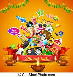 Diwali Festive Offer - illustration of Festive Offer for...