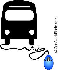 buying bus ticket online
