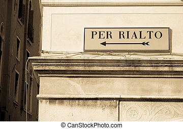 Directions to Rialto