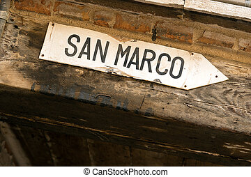 Directions to San Marco Square