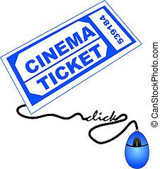 buying cinema tickets online