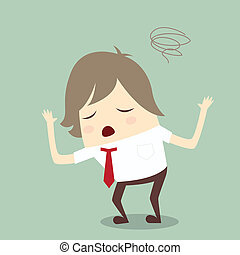 popular businessman serious stress concern confused hard...