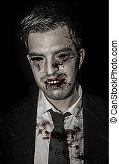 vampire, portrait