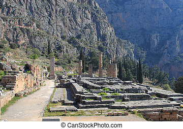 Stadium - Delphi Greece
