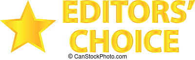 Editors Choice Of Quality Product Vector