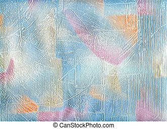 Abstract multi-coloured background. - Beautiful abstract...