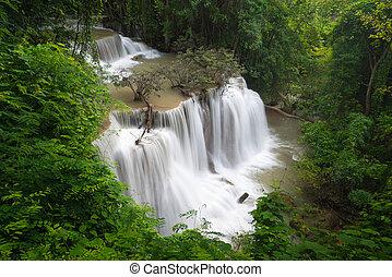 bonito, tailandia, Cachoeira