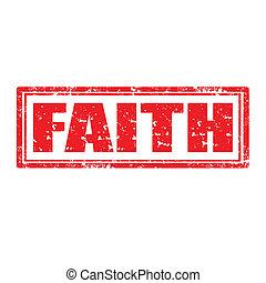 Faith-stamp