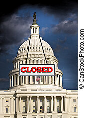 Congress Closed.