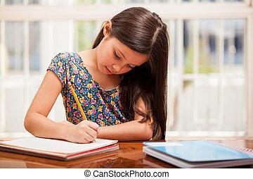 enfocado, deberes