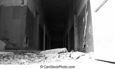 war camp - Concentration Extermination war camp horror house...