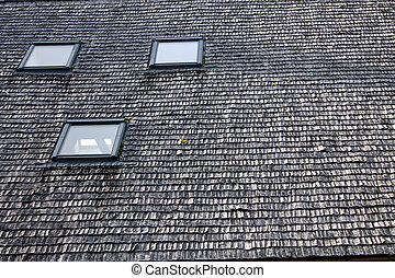 The roof of shingles - The roof of shingles in the modern...