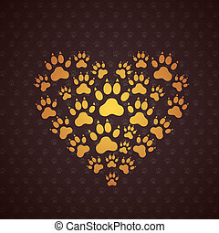 Heart of The Dog Traces.
