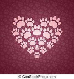 Heart of The Cat Traces.
