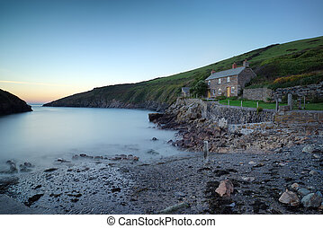 A Little Cottage By The Sea