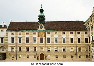 Hofburg Imperial palace - Hofburg Imperial palace at Vienna,...