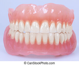 Medical denture jaws