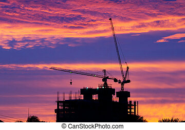 Construction Crane - Industrial construction cranes and...