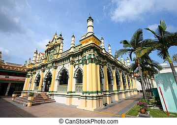 Singapore mosque - Singapore City - Masjid Abdul Gaffoor....