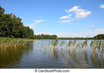 Masuria in Poland - Masuria (Mazury) - famous lake district...