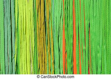 Shoe laces background - Colorful shoe laces texture...