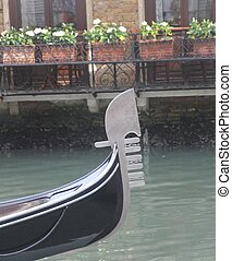 boat gondola in Venice