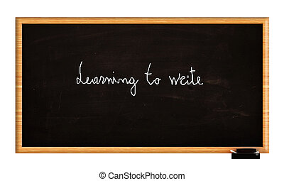 backboard  - blackboard isolated on white background