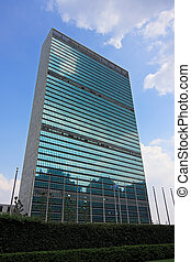 United Nations Headquarter - New York City, USA