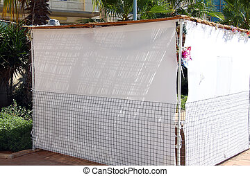 Jewish Holiday Sukkah - A sukkah is a temporary hut...