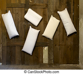 Pillows to choice - Different pillows models to choice...