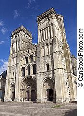 Eglise de la Sainte Trinite, Abbaye-aux-Dames, Caen,...