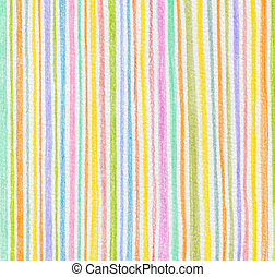 Color pencil background