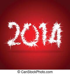 Feliz, Novo, ano, 2014