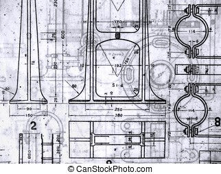 Old Blueprints