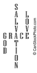 grace is Gods love in action that saves us