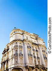 Historic Architecture - Old historic architecture in San...